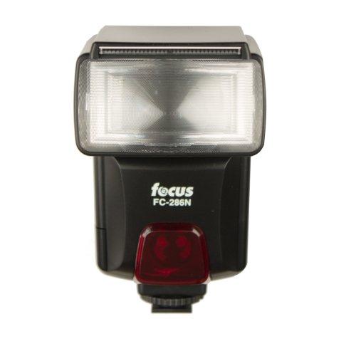 Focus Bounce Swivel Speedlite DSLR Flash for Nikon