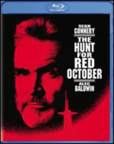 Blu-ray : The Hunt for Red October (, Dubbed, Dolby, AC-3, Widescreen)