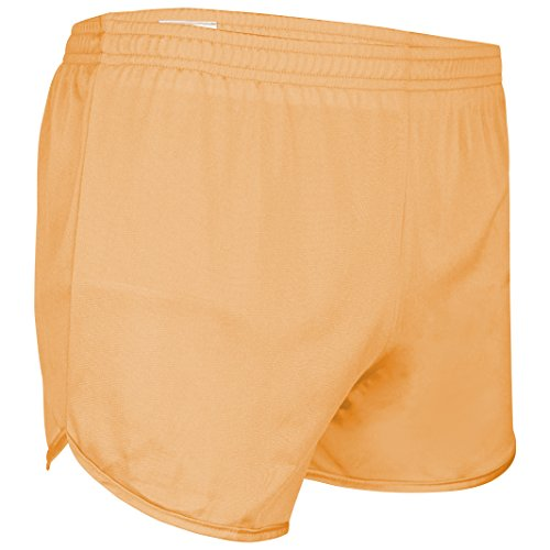 Men's Athletic Gym Shorts for Running, Cycling, Yoga, and Sports TR-60 Gold]()