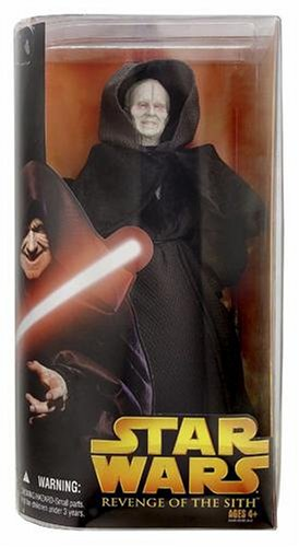 Darth Sidious Star Wars Revenge of the Sith