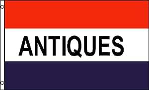 Antigüedades 3'x5' bandera de poliéster