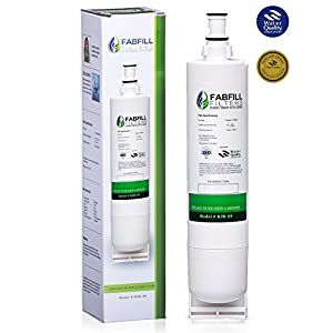 Whirlpool 4396508, 4396510 Refrigerator Water Filter Replacement for Kitchenaid Maytag Whirlpool Side By Side Refrigerator