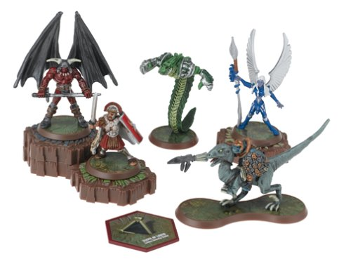 Heroscape Expansion Set Assortment Heroes of (Heroscape Collection)