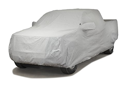 Covercraft Custom Fit Car Cover for Dodge Pickup (Technalon Evolution Fabric, Gray)
