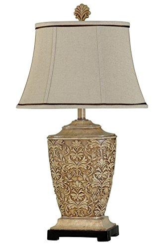 Collective Design 720354121922 Table Lamp Tortola Cream