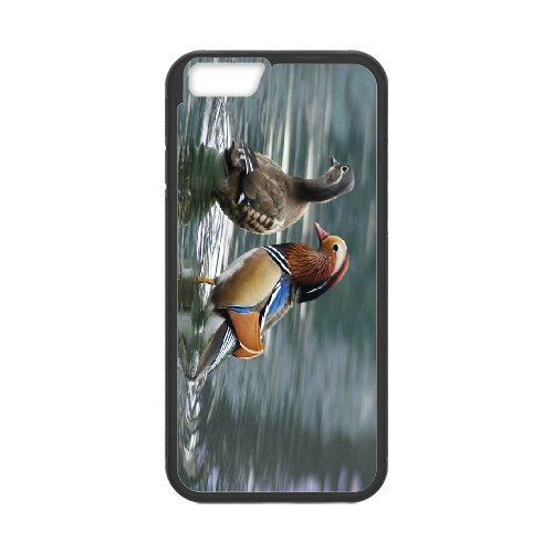 "SYYCH Phone case Of Love Birds -Mandarin Duck Cover Case For iPhone 6 (4.7"")"