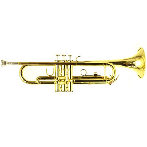 Blessing BTR-1277 Student Bb Trumpet, Lacquer