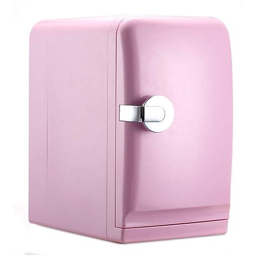 Nevera Portatil Mini Refrigerador De Color Rosa, Refrigerador Para ...