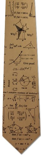 Swagger & Swoon Maths Complex Numbers Tie