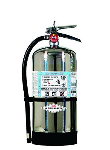 Amerex 254, 6 Liter AFFF Foam Stored Pressure Class A B Fire Extinguisher Afff Foam Fire Extinguisher