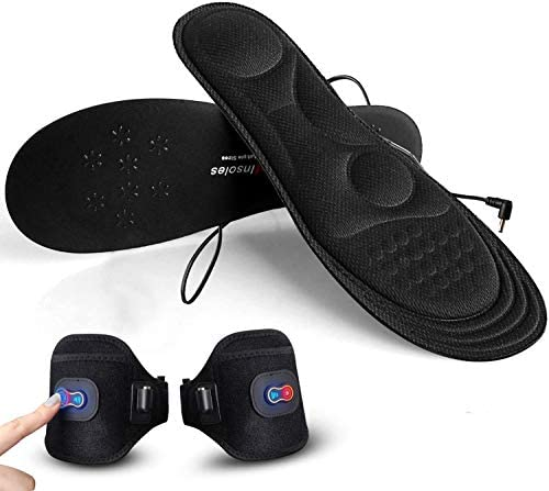 Brand Heater Insoles Warmer Insoles Keep Warm Shoe Durable Electric Foot Heated