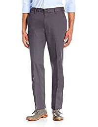 Men's Straight-Fit Wrinkle-Free Dress Chino Pant