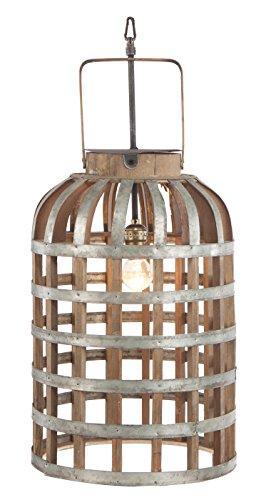 A&B Home Anthony Venetucci Design Hanging Lamp-AV38893, 11.7