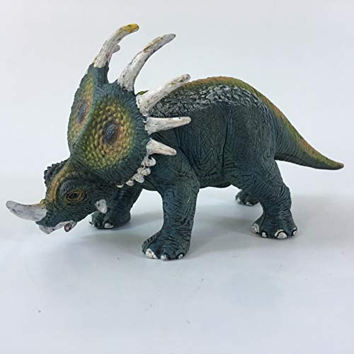 JIENI Educational Dinosaur Toys, Kids Realistic Toy Dinosaur Figures Authentic Type Plastic Dinosaurs Jurassic Dinosaur Statue Kids and Toddler Education ( M5027 ) by JIENI