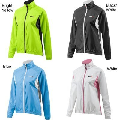 Louis Garneau Modesto Jacket - Women's White/Pink, M ()