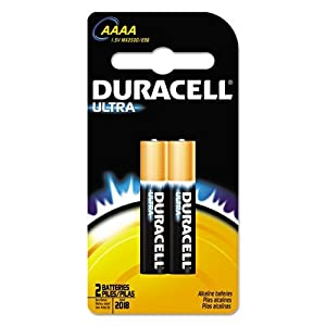DURMX2500B2PK - Ultra Photo AAAA Battery