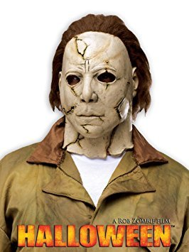 Michael Myers Mask Official licensed (Rob Zombie Halloween Game)
