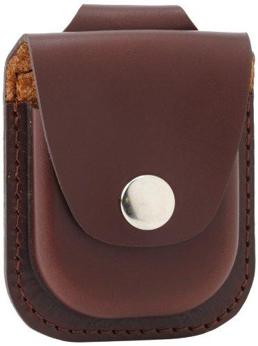 Charles-Hubert, Paris 3572-1 Brown Leather 42mm Pocket Watch Holder
