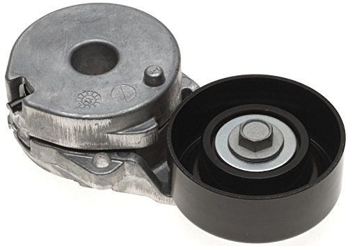 - ACDelco 39162 Professional Automatic Belt Tensioner and Pulley Assembly