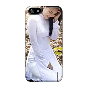 Hot New Vietnamese Girl Cases Covers For Iphone 5/5s With Perfect Design