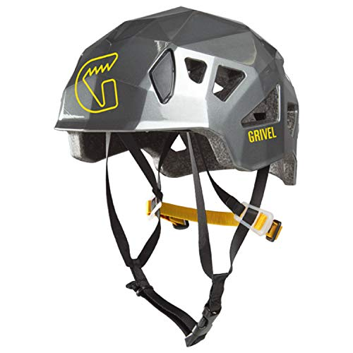 (Grivel Stealth Climbing Helmet Titanium, One Size)