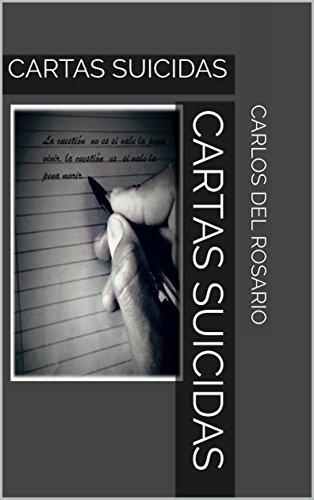 CARTAS SUICIDAS: CARTAS SUICIDAS (Spanish Edition)