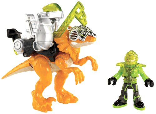 Fisher-Price Imaginext Raptor, Baby & Kids Zone