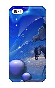 Tpu Fashionable Design Free Phone Rugged Case Cover For Iphone 5/5s New