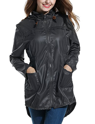 Meaneor-Womens-Outdoor-Rain-Jacket-Cycling-Waterproof-Lightweight-Raincoat