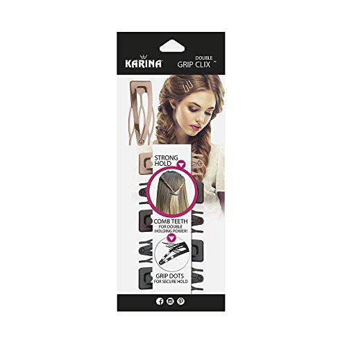 Clips Hair Vidal Sassoon - Karina Sure Grip Clix