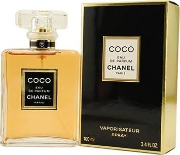 C H A N E L Coco Eau De Parfum Vaporisateur Spray 3.4 Oz.