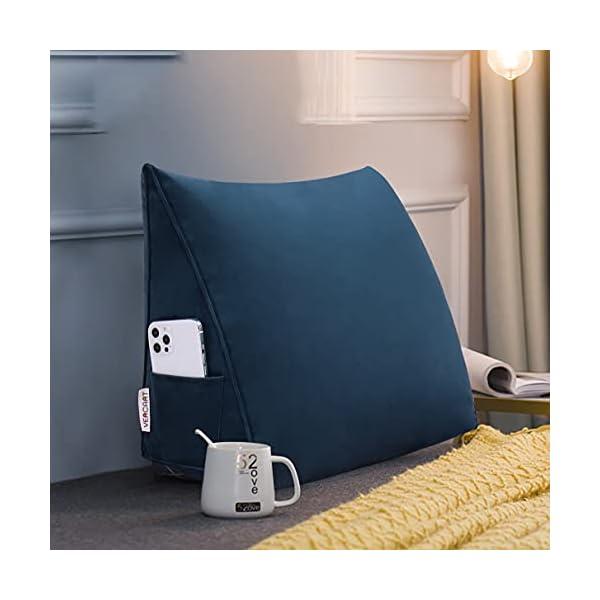 41XRgfmPZ7S VERCART Reflux Kissen lagerungskissen Erwachsene Schlaf Kissen Polster für Sofas wandpolsterung lordosekissen Bett…