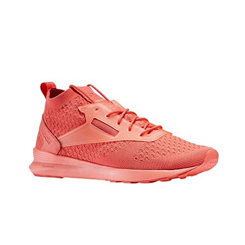 Reebok Men's Zoku Runner Sneaker (11 D(M) US, Fire Coral/Stellar - Running Road Fire Shoe