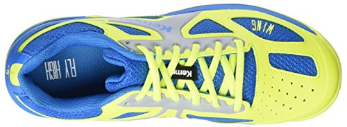 Kempa Jungen Wing Junior Sneaker Blau (02)