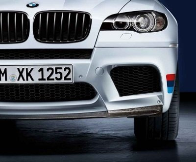 Amazon Com Bmw Oem Carbon Fiber Front Splitter 51192211612 For