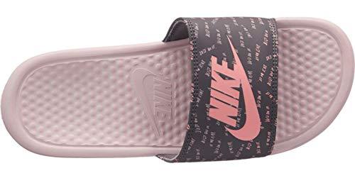 Nike WMNS Benassi JDI Print Womens 618919-605 Size 11