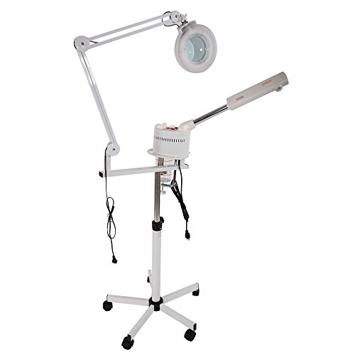 Facial Steamer Magnifying Lamp - 5