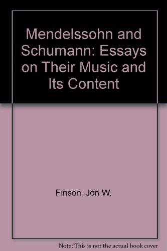 Mendelssohn-Schumann