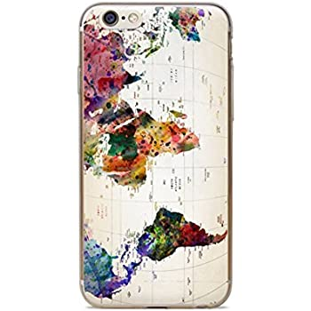 Amazon.com: iPhone 6s Case Marble, Slim-Fit Anti-Scratch ...
