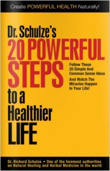 20 Powerful Steps to a Healthier Life Create Powerful Health - Capsules Daily 90