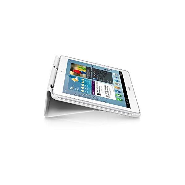 SAMSUNG Book - Funda Galaxy Tab II, Rosa 6