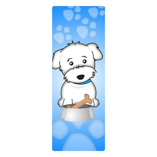 Love Your Breed Bookmark, Maltese Boy