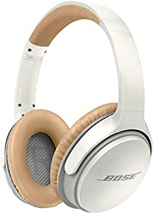 Bose 741158-0020 SoundLink Around-Ear Wireless Headphones II, White