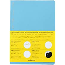 STALOGY 018 Editor's Series 365 days notebook (A5/Blue)