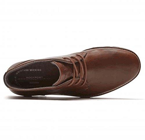 Rockport Mens Avsats Hill 2 Chukka Boots Tan
