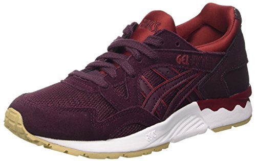 Zapatillas Rioja Gel Unisex V Adulto Rojo Red Asics Lyte Rioja Red f4wqxtPR