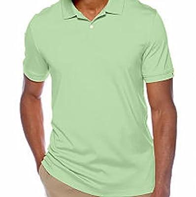 Calvin Klein Sportswear Men's Short Sleeve 2 Button Polo Size: Xlarge Calvin Kle