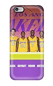 Iphone Case - PC Case Protective For Iphone 6 Plus- Los Angeles Lakers Nba Basketball (2)