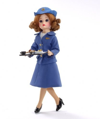 Madame Alexander Coffee or Tea with Pan Am-1970 Limited Edition 300 pieces by Madame Alexander (Image #1)