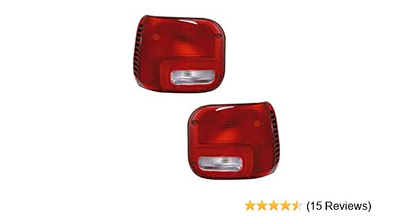 Left Tail Light Fits 1994-2003 Dodge Van